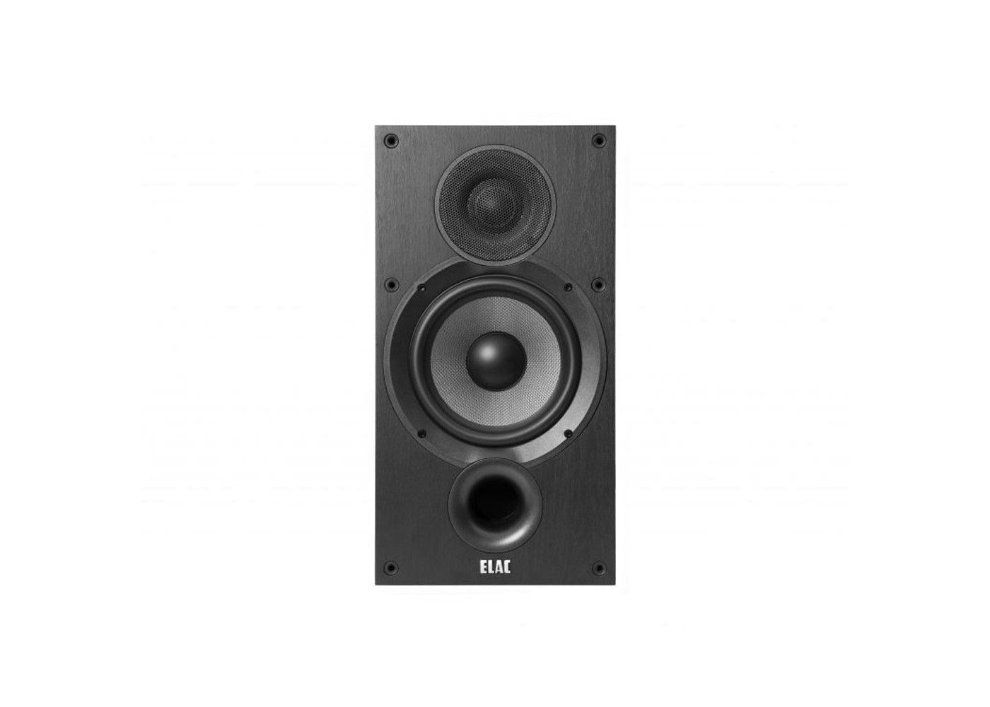 Elac Debut 2 0 B6 2 Black 2 Way Bookshelf Speakers Pair