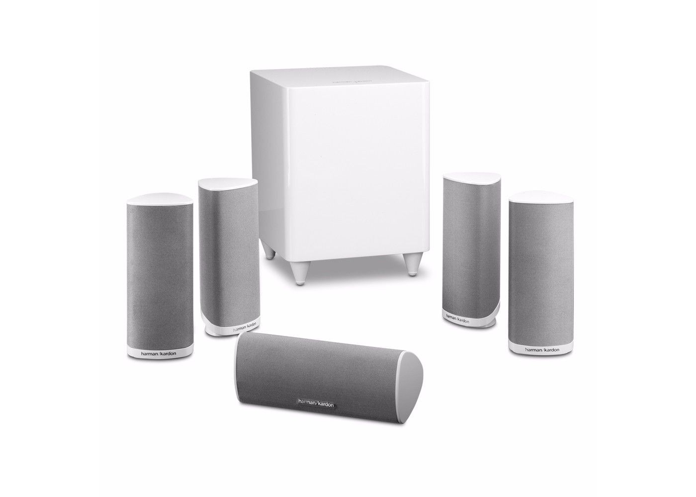 harman kardon 5 1 home theatre speaker system hkts 16wq. Black Bedroom Furniture Sets. Home Design Ideas