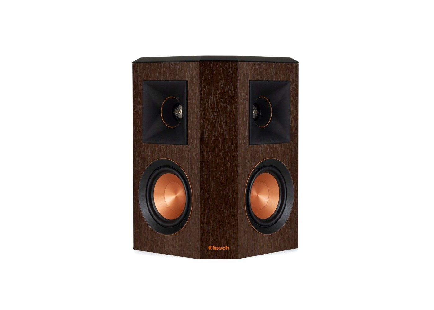 Klipsch Reference Premiere Rp 402s Surround Speaker Walnut