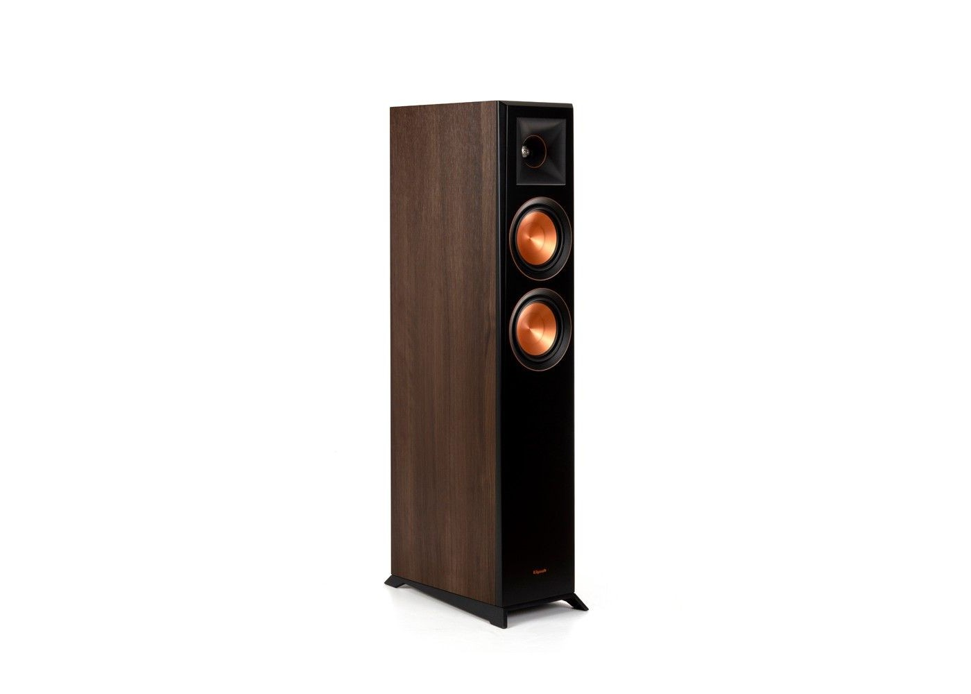 Klipsch Reference Premiere RP-5000F Walnut Floorstanding Speaker - Pair
