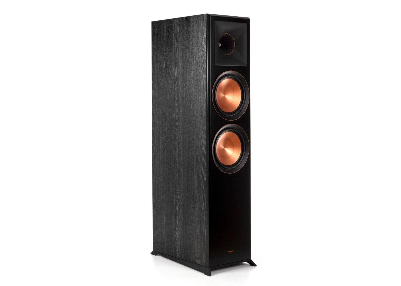 Klipsch Reference Premiere RP-8000F Ebony Floorstanding Speaker - Pair
