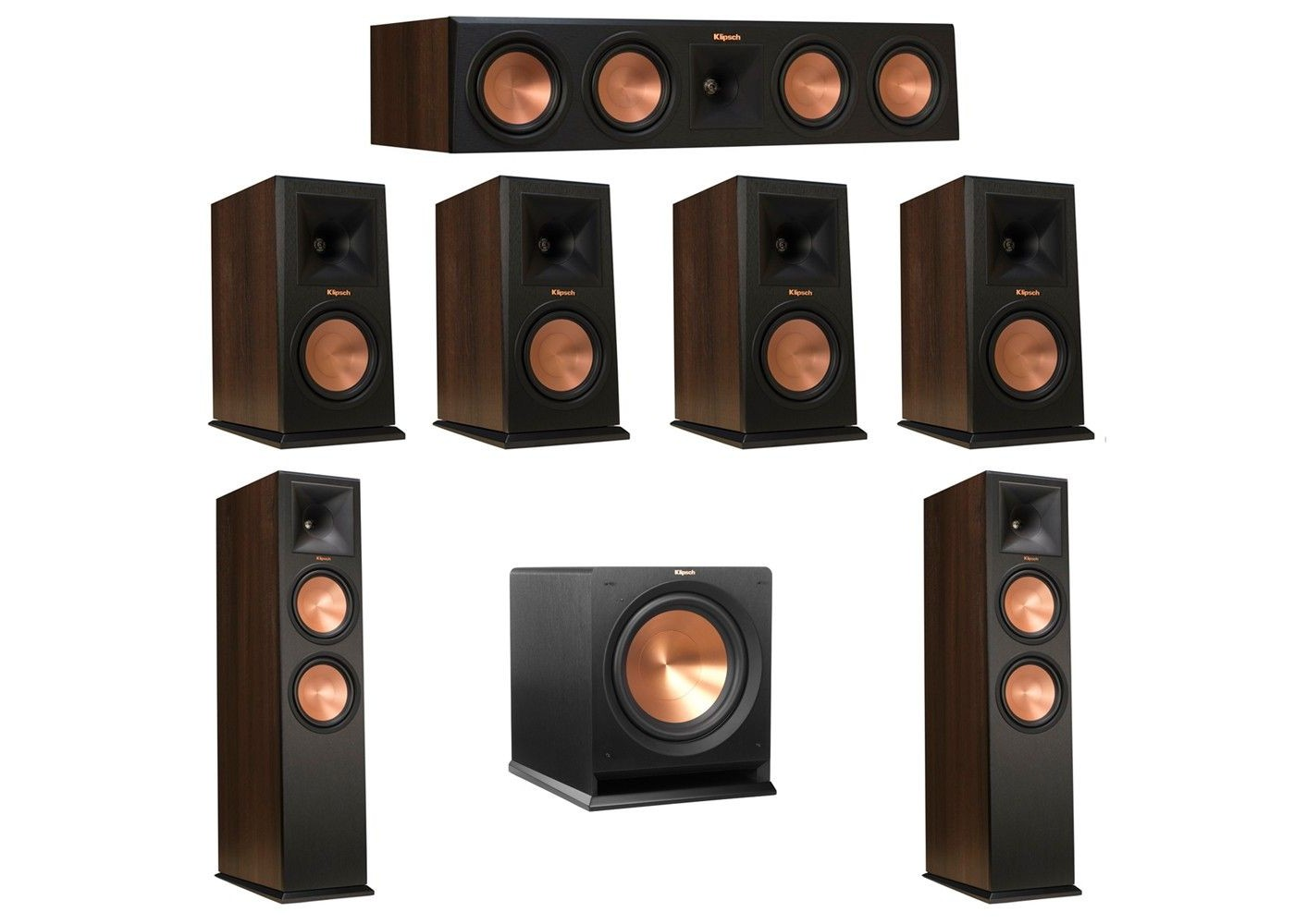 speakers ebth and ixlib items bookshelf rb subwoofer ps samsung file klipsch