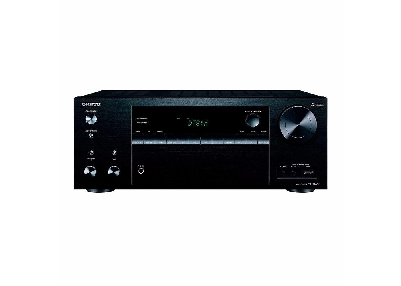 Onkyo TX-NR676 7 2 Channel Network A/V Receiver