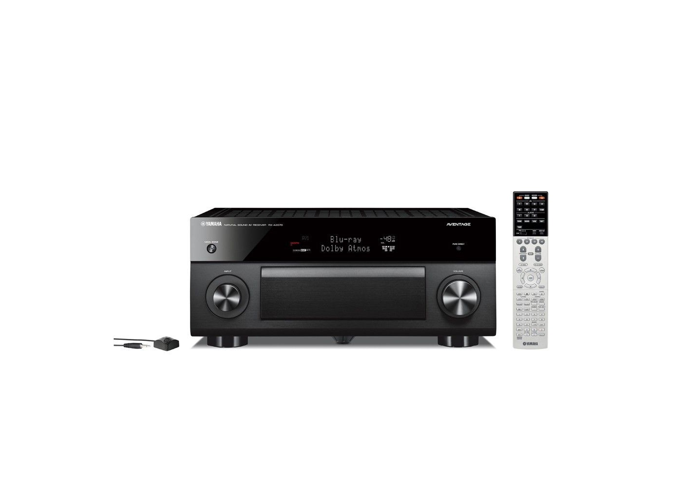 yamaha rx a2070 9 2 channel aventage network av receiver. Black Bedroom Furniture Sets. Home Design Ideas