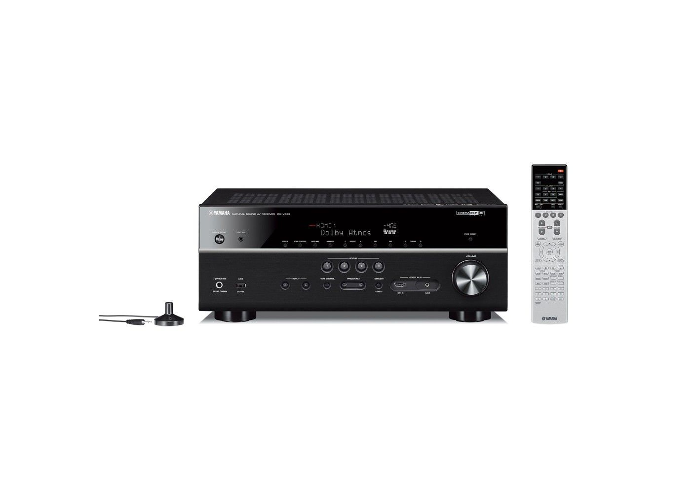 Yamaha RX-V683 7 2-Channel A/V Receiver