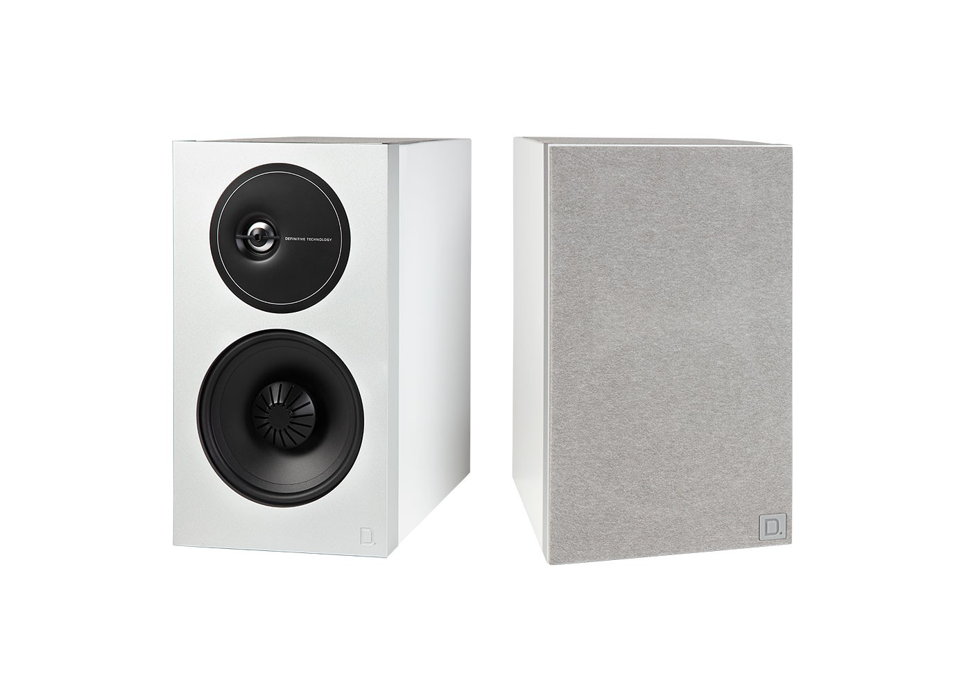 Definitive Technology Demand D7 WH White Bookshelf Speakers