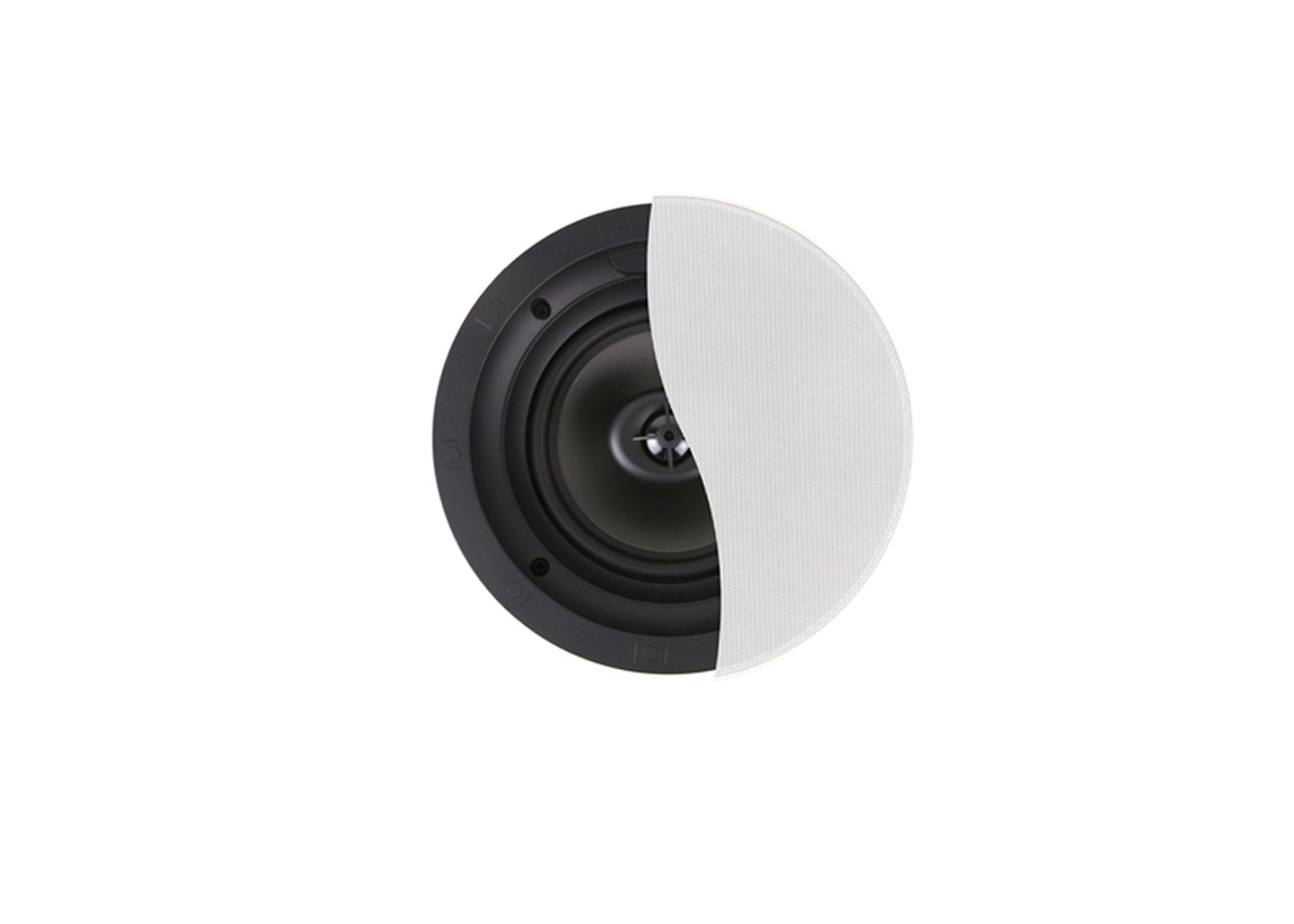 Klipsch R-2650-C-II White In-Ceiling Speaker