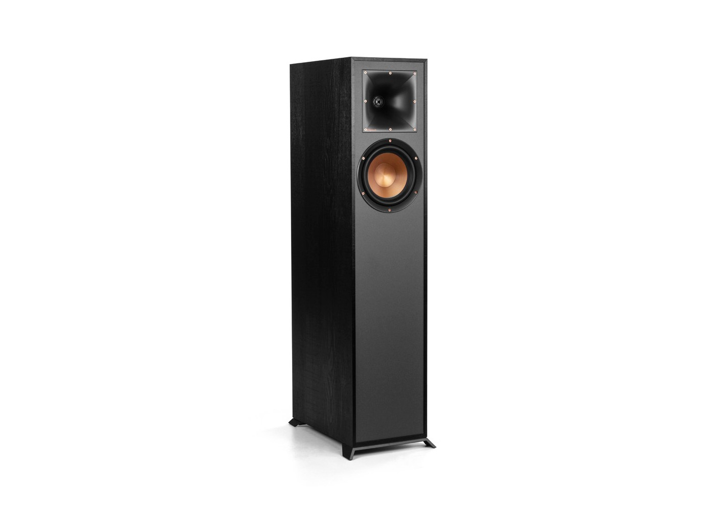 Klipsch Reference R-610F Black Floorstanding Speaker