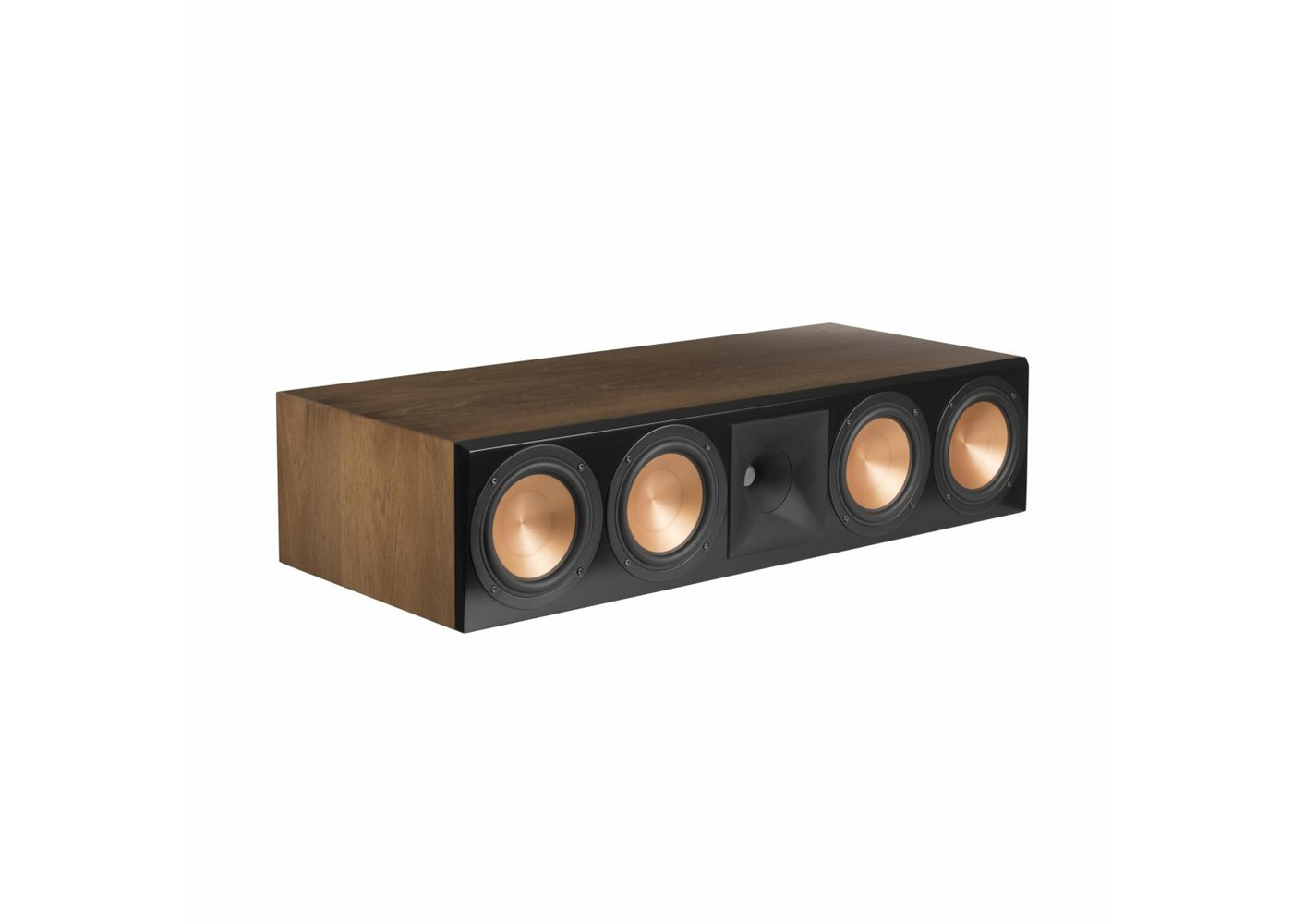klipsch rc 64 iii wl walnut center speaker. Black Bedroom Furniture Sets. Home Design Ideas