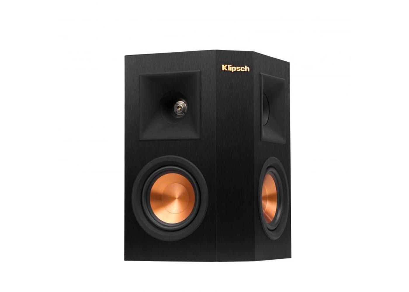 Klipsch Surround Sound >> Klipsch Rp 240s Blk Black Surround Sound Speaker