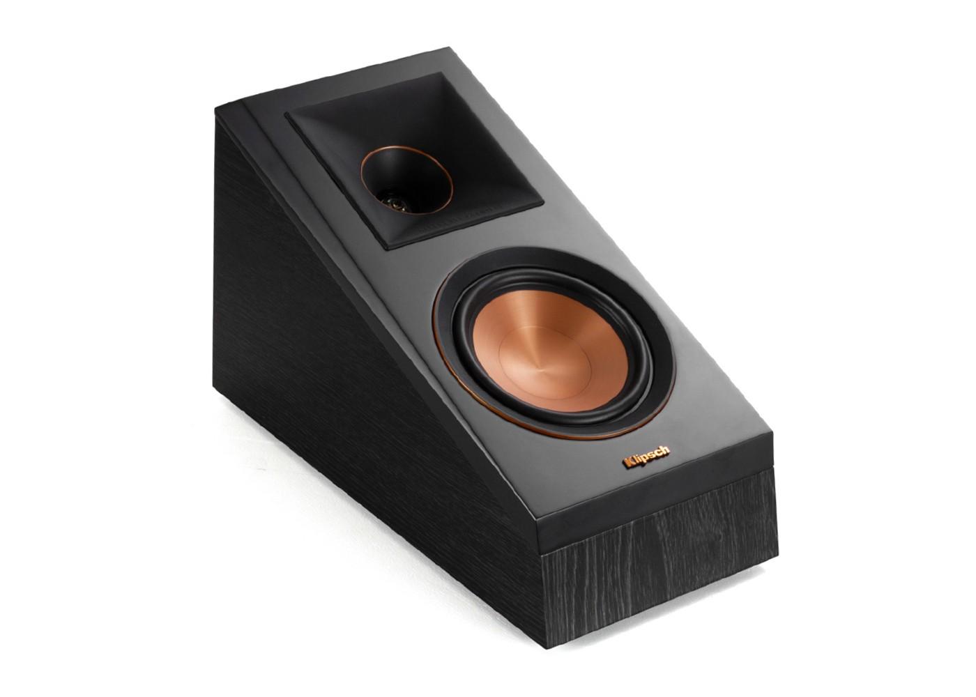 Pair Of Klipsch Rp 500sa Adolby Atmos Speakers Black