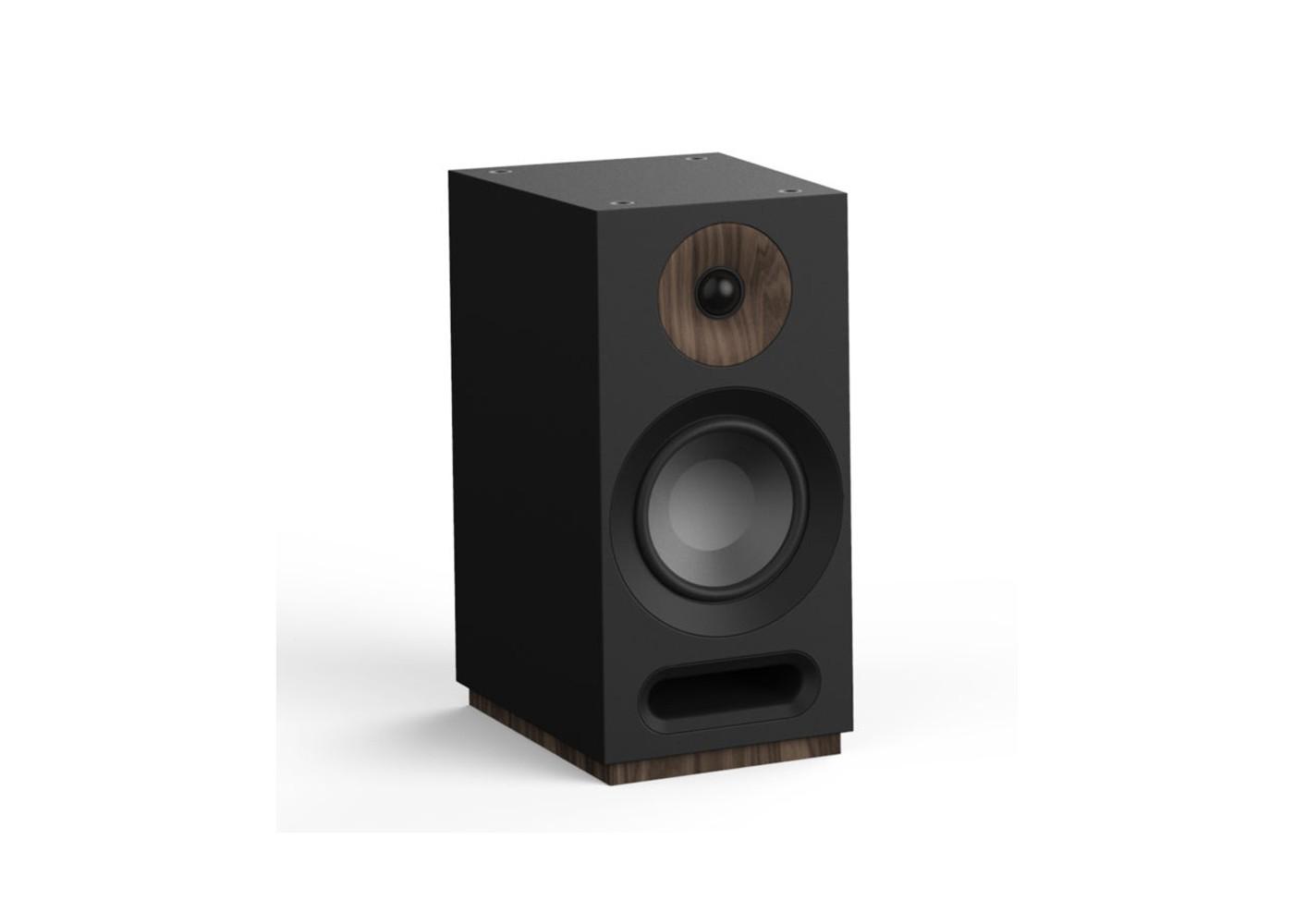 Jamo Studio Series S 803 BLK Black Bookshelf Speakers