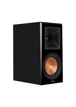 Klipsch RP-600M-PB Piano Black Bookshelf Speaker -..