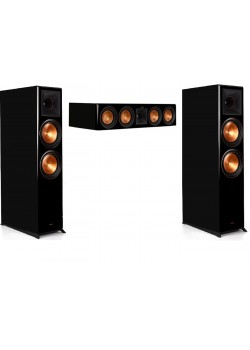Klipsch RP-8060FA 5.0 Home Theater System- Piano B..
