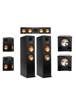 Klipsch 5.2 Home Theater System - RP- 2 RP280F, RP..