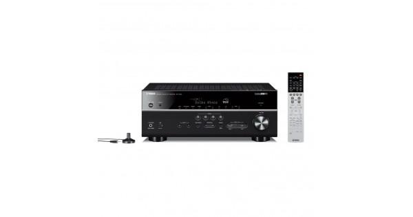 yamaha rx v683 7 2 channel a v receiver. Black Bedroom Furniture Sets. Home Design Ideas