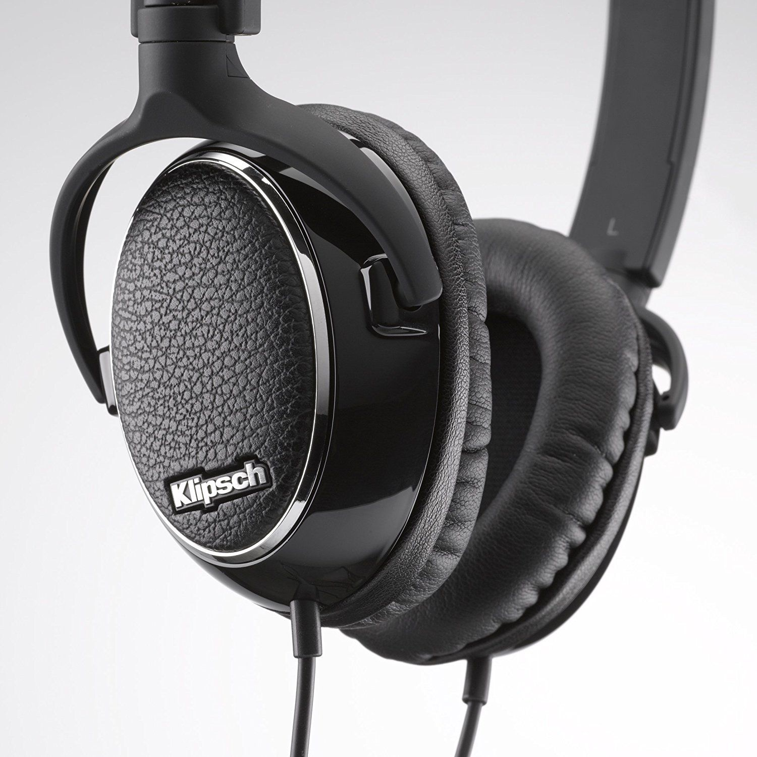 Headphones with Black Color