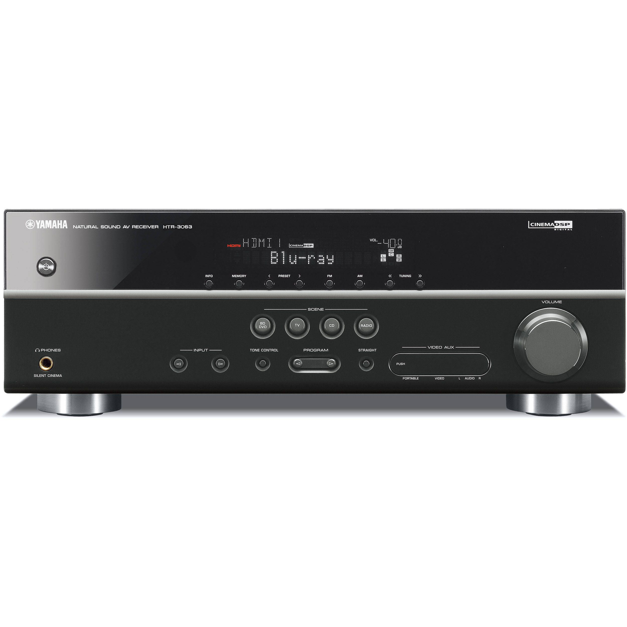Home Receivers with Onkyo Brand