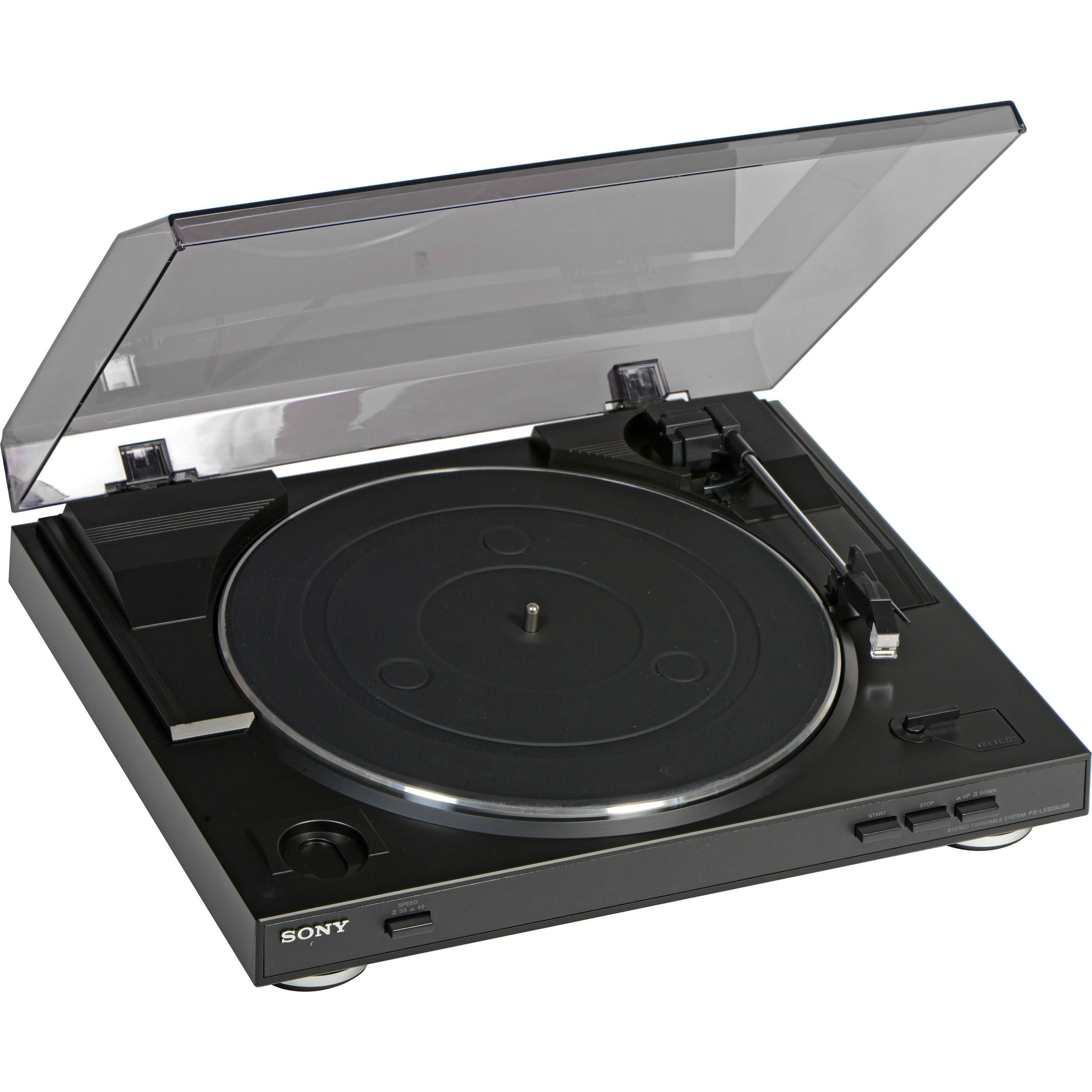 Turntables with Denon Brand